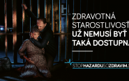 Zdravotníctvu na Slovensku hrozí kolaps – Iniciatíva Stop hazardu so zdravím spúšťa internetové referendum na jeho záchranu